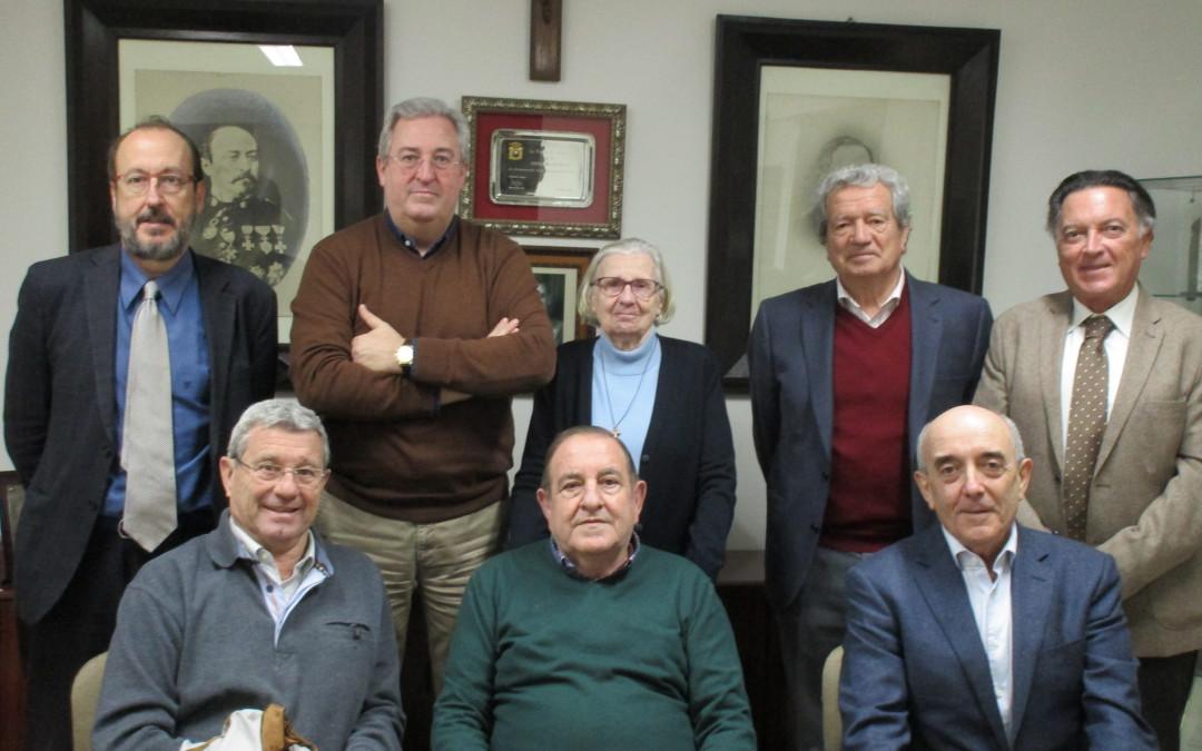 La Federación de Peñas y José Alfaro, Delantales Solidarios 2019