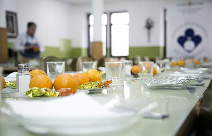 Comedor social cocina econ mica logro o for Proyecto comedor social