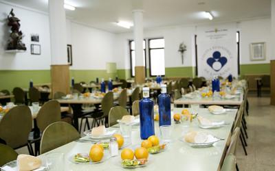 Comedor social de Cocina Económica de Logroño