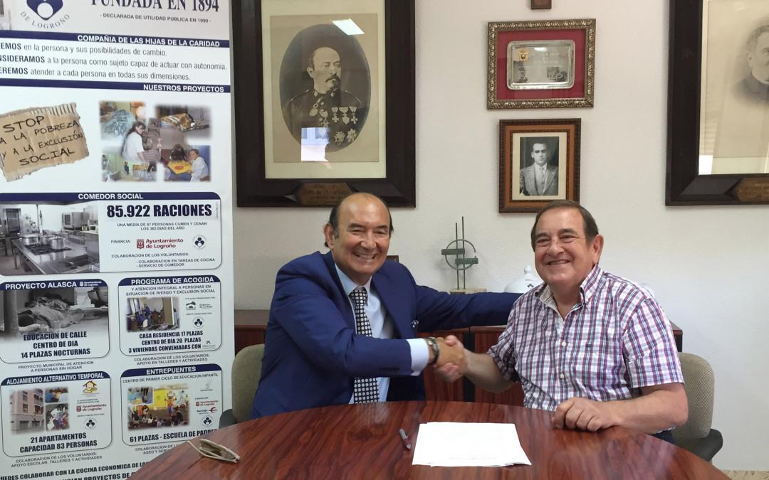 Cocina y Naturhouse firman un convenio de colaboración