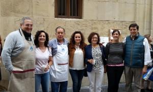 Desayuno popular en el 121 aniversario de Cocina Económica