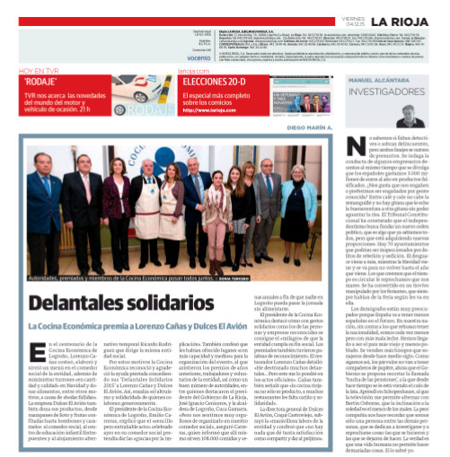 Delantales solidarios La Rioja