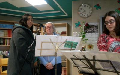 Kitchen's Band actúa para los mayores de Santa Cruz