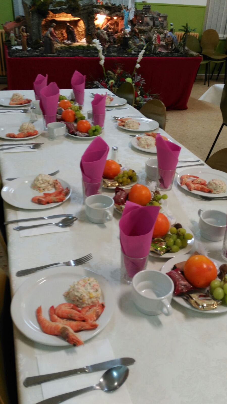 Cena de nochevieja y comida de a o nuevo cocina - Menu cena de nochevieja ...