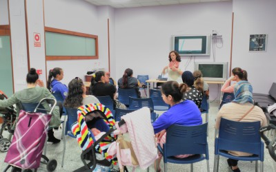 Taller educativo para padres y madres