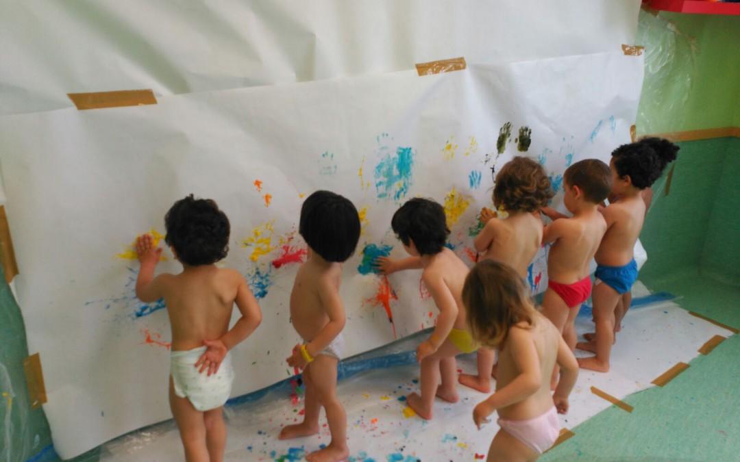 Mucho arte en las aulas del CEI Entrepuentes