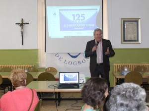 PRESENTACION POR VICEPRESIDENTE LUIS ALVAREZ